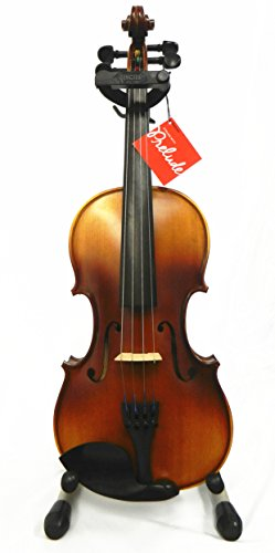 1/8 ONE-EIGHTH SIZE VIOLIN Classical Strings Model# 75 (EZIO Edition)