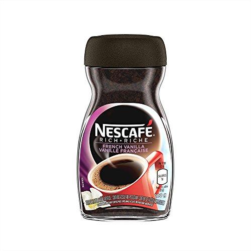 NESCAFÉ Rich French Vanilla, Instant Coffee, 100g