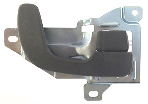 (DELPA CL4674 > Right Inside Interior Door Inner Handle Gray Fits: Chrysler Sebring Coupe or Convertible, Dodge Avenger, Eagle Talon or Mitsubishi Eclipse)