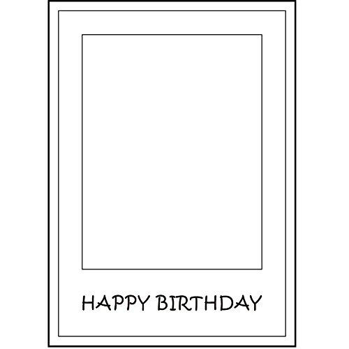 Happy Birthday Frame - 6