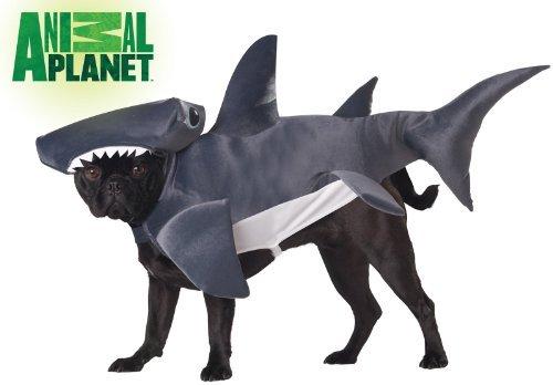 Animal Planet PET20107 Hammerhead Shark Dog Costume, X-Small by Animal Planet