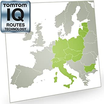 Amazoncom TomTom Maps of Central Eastern Europe Software
