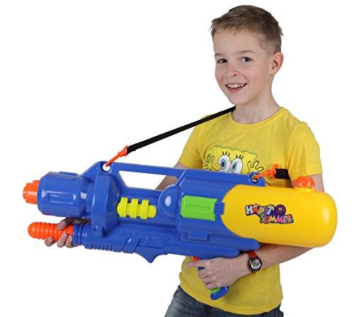 riesige Wasserpistole Spritzpistole Wassergewehr Water Gun 75 cm