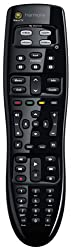 Logitech Harmony 350 ? Simple-to-set-up Universal Media Remote For 8 Devices
