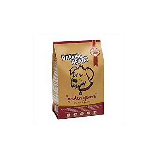 Barking Heads golden Years (12kg) (Pack of 2)