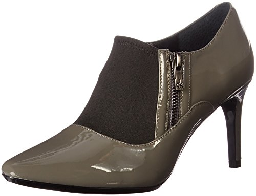 Jalana Women's Grey Klein Black 8 US Calvin Pump Shadow Dress M 1ZE5w6q