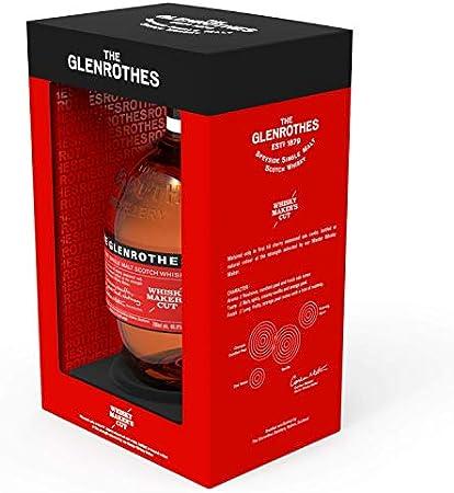 The Glenrothes Maker's Cut con Vainilla Single Malt Whisky, 700ml