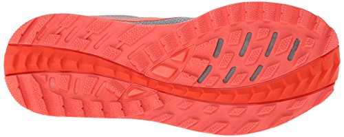 Pearl Izumi Womens Em Trail N2 Trail Running Scarpa Vivente Corallo / Rosso Mandarino