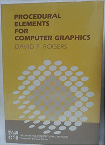 Procedural Elements For Computer Graphics Ebook
