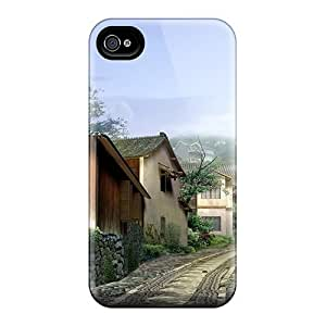Shock-dirt Proof Small Road Case Cover For Iphone 4/4s