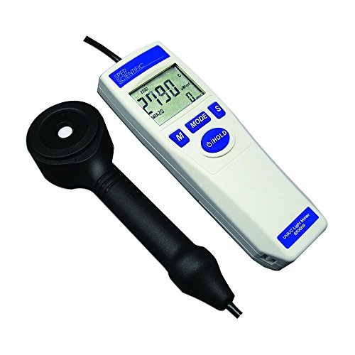 Sper Scientific 850010C UVA/B Light Meter, 220-275 nm Wavelength by Sper Scientific