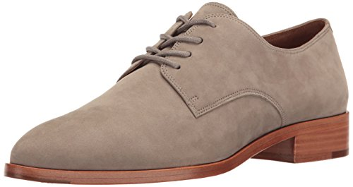 FRYE Women's Erica Oxford, Grey, 8.5 M US by FRYE