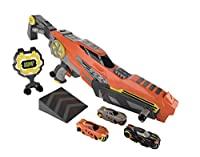 Blip Toys Street Shots Triple Shot Blaster Vehicle Set