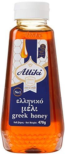 Honig aus Thymian & Blüten (470g) Attiki