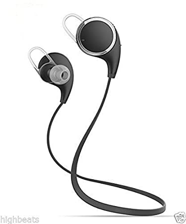 59a28fa3416 Bluetooth Headset QY8 - JOGGER® Wireless Sports Headphones with Mic ||  Noise Cancellation || Sweatproof Earbuds, Best for Running,Gym || Stereo  Sound ...
