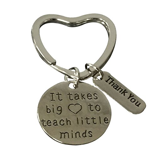 Halloween Teacher Gift Ideas (Infinity Collection Teacher Keychain, Teacher Jewelry, Teacher Gift - Show Your Teacher)