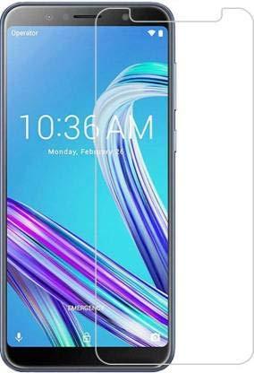 TIGERIFY Tempered Glass Transparent Color for Asus Zenfone Max Pro M1
