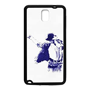 Michael Jackson Freedom Of Dance Release Samsung Galaxy note 3 Case Cover (Laser Technology) by Maris's Diary