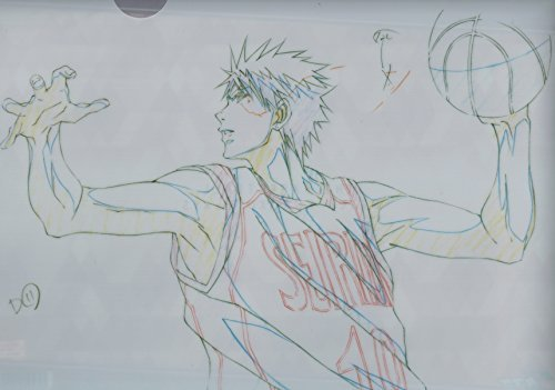 Kuroko's Basketball Production IG original clear file 6 series B fire god