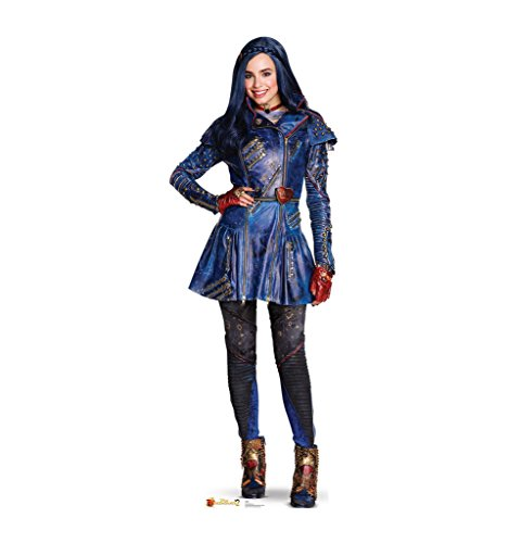 Evie - Disney Descendants 2 - Advanced Graphics Life Size Cardboard (Sofia The First Cut Out)