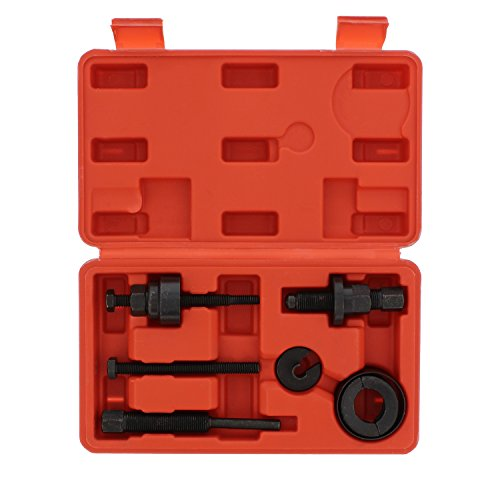 ABN Automotive Power Steering Pump Pulley Remover Installer Tool Kit – Puller Removal Set for GM, Ford, Chrysler Truck by ABN (Image #4)