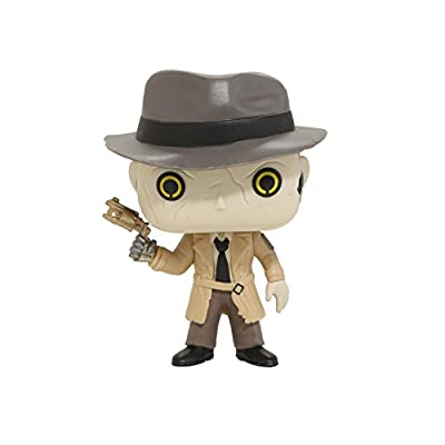 Funko POP Games: Fallout 4 Nick Valentine Toy: Funko Pop! Games:: Toys & Games