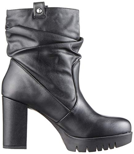 Fornarina A Collo Sneaker Nero Alto bea4 Bea4 Black Donna xr7x1aw