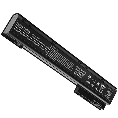 Fancy Buying AR08XL Battery for HP ZBook 17 G1 Series HP ZBook 17 G2 Series HP ZBook 15 Mobile Workstation Series, Part NO. 707614-121 707614-141 707615-141 [8 Cells 14.8V 4400mAh/65Wh]