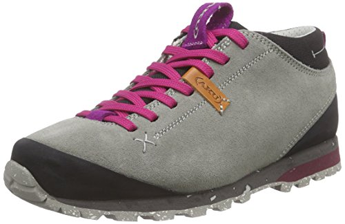 Grey Grigio Scarpe Suede Bellamont Donna magenta light 298 Sportive Outdoor Aku 7qP58E7