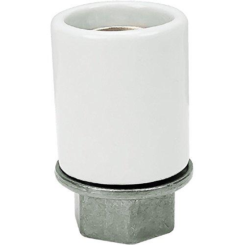 - Medium Base Light Socket Medium Base - 1/2 IP - PLT D77