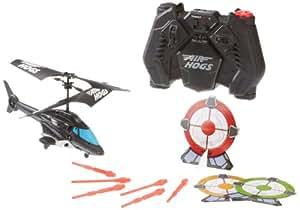 Air Hogs 6017238  Air Hogs Sharp Shooter - Helicópteros disparadores por control remoto [Importado de Alemania]