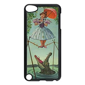 Durable Plastic Ipod touch 5 Case, The Haunted Mansion Back Cover for ipod touch 5 ,5th, 5 generation
