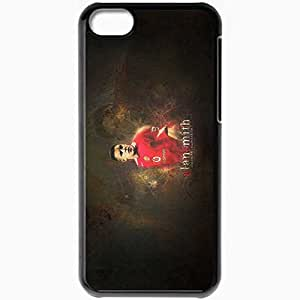 XiFu*MeiPersonalized iphone 4/4s Cell phone Case/Cover Skin Alan Smith Alan Smith Manchester United Football BlackXiFu*Mei