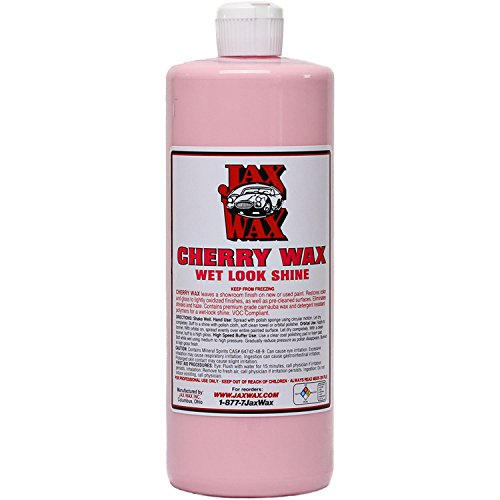 Jax Wax Cherry Professional Wet Look Wax 32 Oz