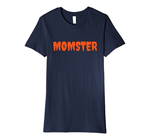 Womens Funny Mothers Halloween Costume T-shirt Parent Ma