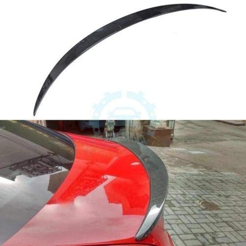 FidgetFidget Alerón Trasero de Fibra de Carbono para Mercedes Benz Clase CLA W117 C117 AMG