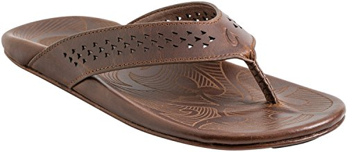 Olukai Kohana Sandalo - Mens Caramella / Caramella