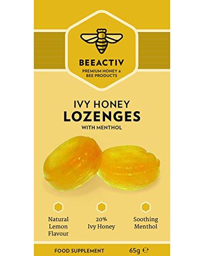 Ivy Honey Lozenges with Menthol and Lemon