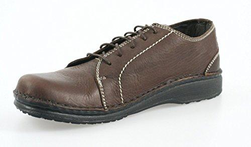 Voetafdrukken Womens Sheffield Van Lederen Handgestikte Schoenen