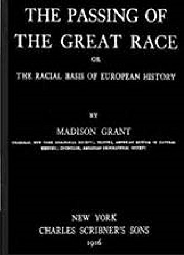 The Passing of the Great Race