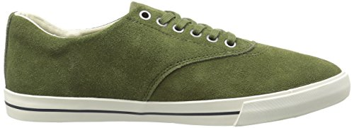 Seavees Mens 08/63 Hermosa Plimsoll Universitets- Mode Sneaker Cypress