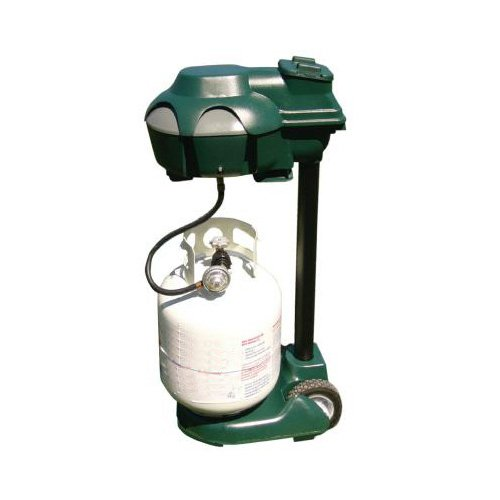Koolatron Guardian Pro Bite Shield Cordless 1-Acre Propane Mosquito Trap
