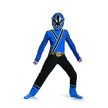 Saban's Power Rangers Super Samurai - Blue Ranger Samurai (Fits Sizes 4 - 6x)