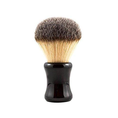 RazoRock Plissoft BIG BRUCE Synthetic Shaving Brush]()