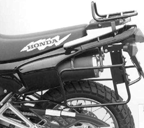 Hepco&Becker Seitenkofferträger festverschraubt - schwarz für Honda NX 650 Dominator ab Bj.1995