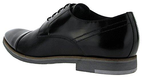 business à 1277B Nicola benson noir cuir lacets en fqxaH1x