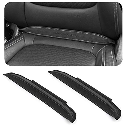 - KMMOTORS DUST Stop Originally Patented, New Concept Car Seat Gap Dust Stop, Prevent The Dust of Seat Gap (Set of 2)