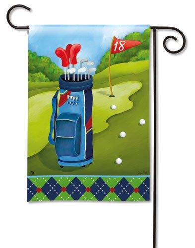BreezeArt Pin High Garden Flag #39458