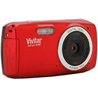 Vivitar 16.1MP Digital Camera with 3-Inch TFT (VS137-RED-BOX-ESP)