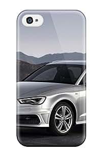 Heidiy Wattsiez's Shop Best 8323268K72224807 Tpu Case Cover Compatible For Iphone 4/4s/ Hot Case/ Audi A3 6
